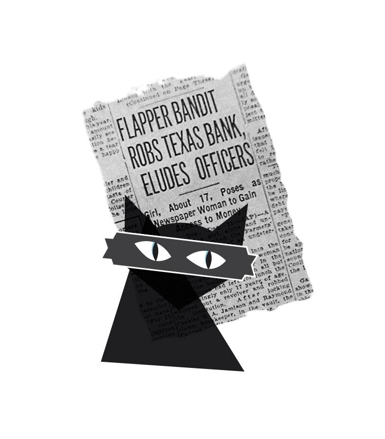 Historia Flapper bandits