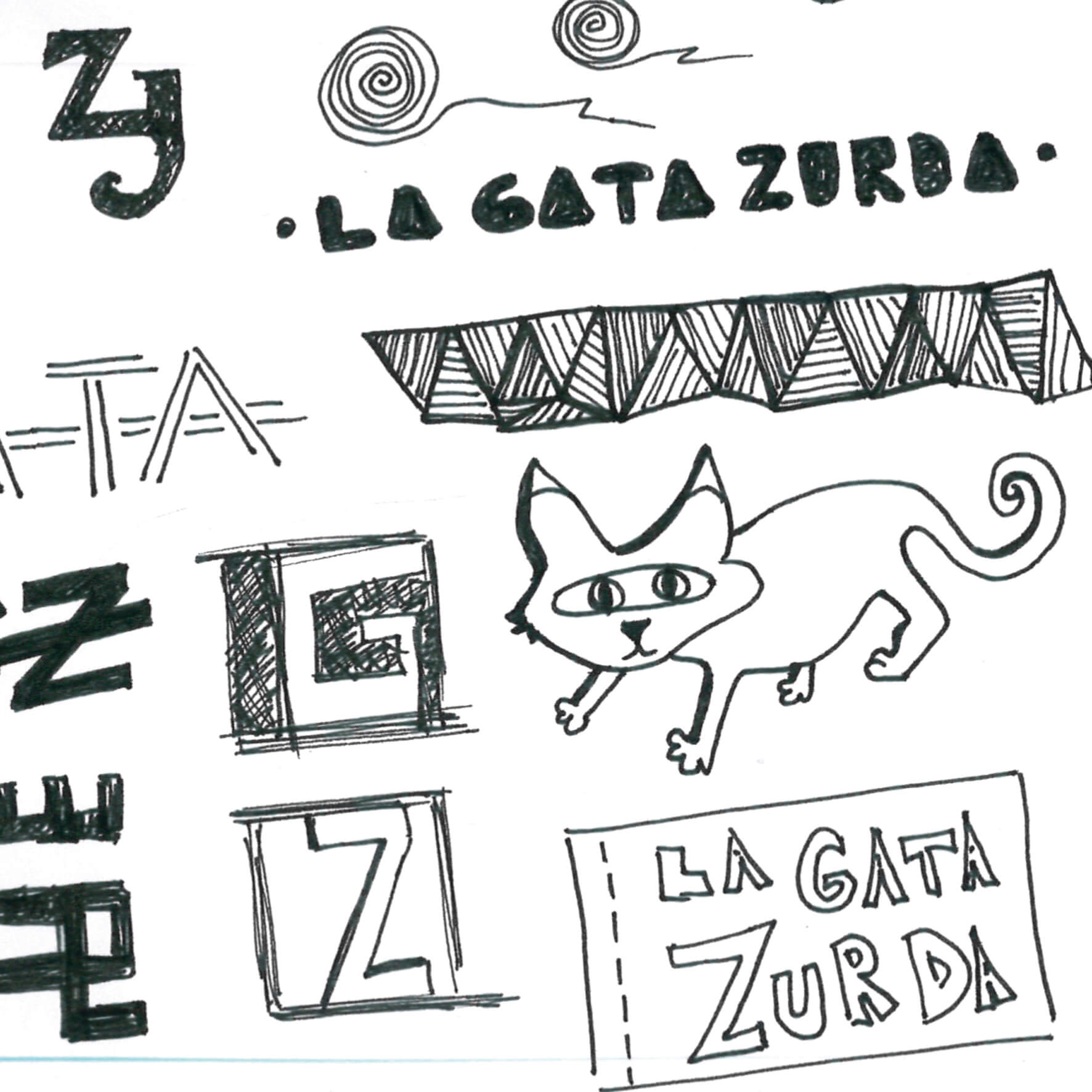 ¿Qué es La Gata Zurda?