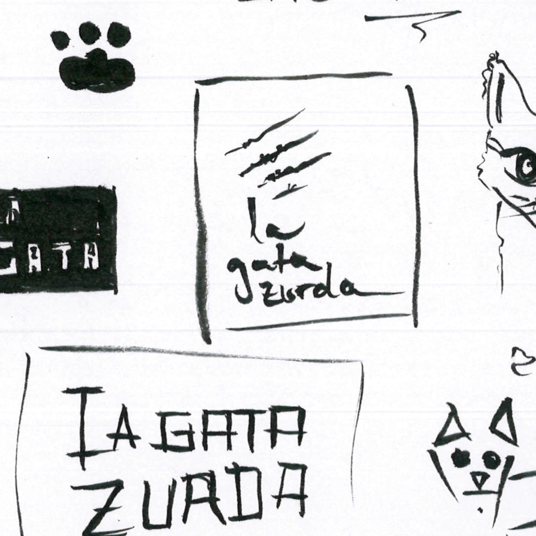 ¿Quién hay detrás de La Gata Zurda?